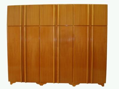 Guarda-roupa 6 portas especial