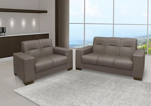 Jogo de sofa 130 Moderno